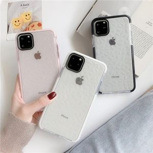 COPY - iPhone 11/Pro/Max Clear Diamond Shockproof…